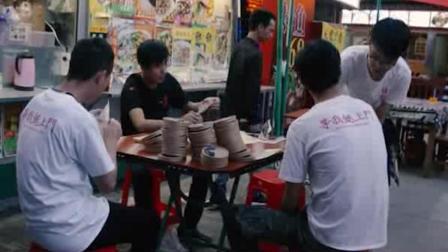 广州美食之旅:广州大排档,浓浓街往日情怀