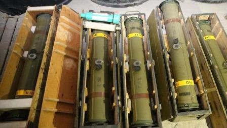 美军这回损失大了, 500枚导弹刚到叙利亚, 便被俄叙全部缴获