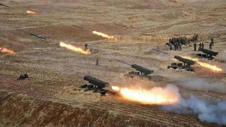 伊朗这次终于不再忍了, 直接出手反击, 12枚导弹猛轰以色列