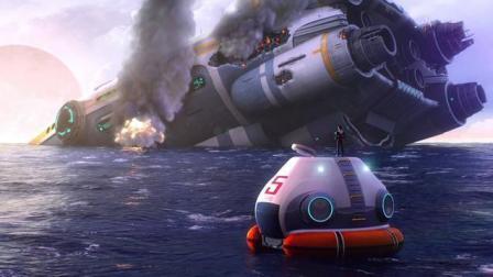 【小冷Lc】深海迷航二周目第二集, 海蛾号启动!