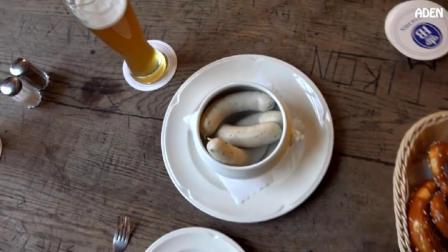 慕尼黑的德国食品, 巴伐利亚白香肠
