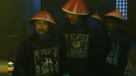 雍正王朝: 诺敏唤士兵, 图里琛带来粘杆处侍卫, 诺敏被吓软了