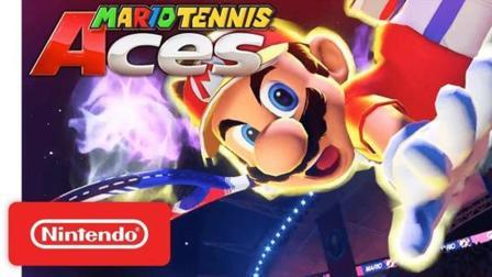 马力欧网球Aces丨能控制人类的球拍? 太可怕了 #1