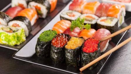 当十二星座遇到寿司, 天秤最好看, 巨蟹最好吃!