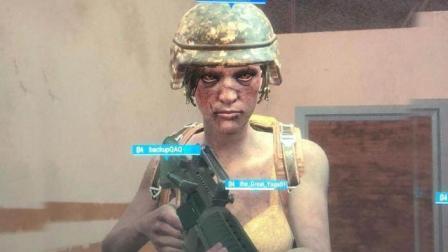 绝地求生: 玩家跑毒发现队友抗毒, 仔细一看吓一