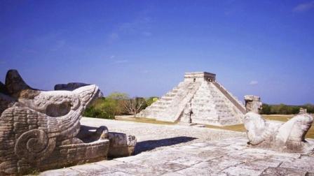 外国学者: 玛雅文明语言和中国汉字一样, 玛雅文明取自中国!