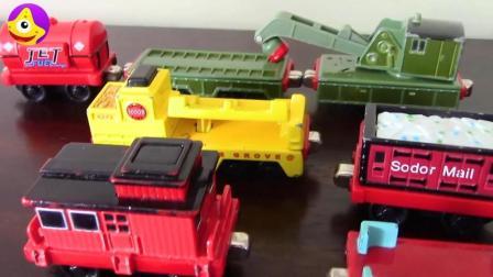 托马斯全系列儿童小火车玩具, 所有的小火车都在这里哦