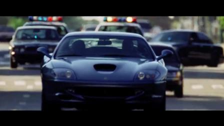 绝地战警里面的改装车跟速度与激情有的比