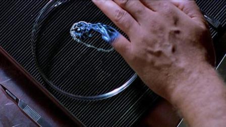未来世界的这种机器人, 因为身体物质太特殊, 拥有可怕的修复能力