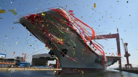 大连船厂传捷报! 001A型航母即将第二次海试, 专家: 服役时间临近