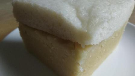 玉米发糕最好吃的做法, 松软香甜, 老人孩子都喜欢
