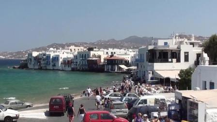 希腊米科诺斯岛, 爱琴海上一颗璀璨的珍珠
