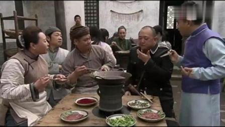 毛肚火锅原来是这么来的, 看得我都流口水了, 我也想吃火锅了