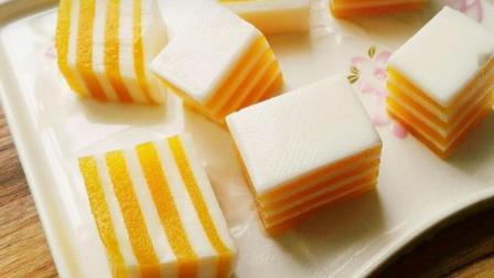 夏日甜品, 芒果千层糕, 不需开火不需烤箱, 陪你清凉一夏