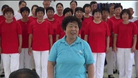 北京平谷兴谷佳缘艺术团颂歌献给党文艺演出纪实