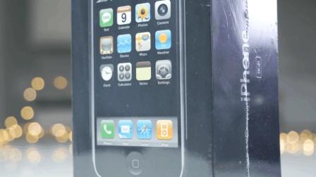 两万多买来第一代iPhone开箱结果……