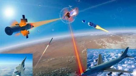 中国在反卫星领域已超美国, 任何别国侦察通信卫星, 可瞬间终结!