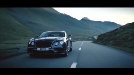 豪车宾利欧陆新款, 汽车界的精品, 高贵的汽车品质!