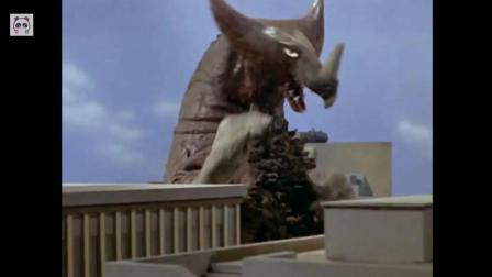 """初代奥特曼: 生活在南太平洋的古代恐龙幸存者""""哥莫拉"""""""