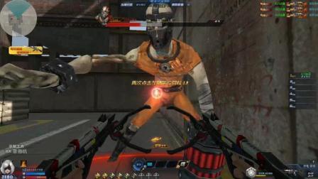 生死狙击轻风: 新武器冒险特殊玩法 连BOS都能打下来!