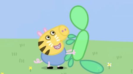 小猪佩奇 10分钟合集 | 万能的猪爸爸 - 猪爸爸用气球给乔治做了一恐龙| 儿童动画