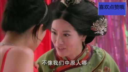 宫锁心玉: 晴川穿越到清朝, 对现场状况一脸懵, 这到底是哪啊?