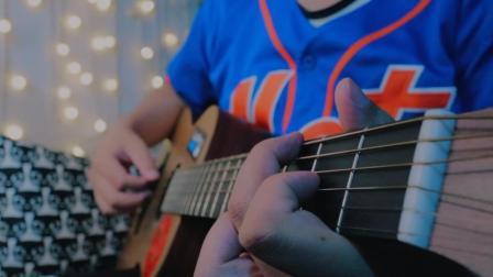 吉他弹唱陈粒《走马》一首好听的民谣歌曲!