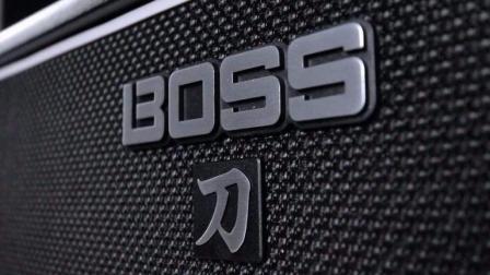 左轮评测Boss Katana Mini 刀迷你电吉他音箱