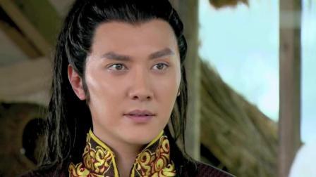 杨雪舞向四爷诉说秘密, 却不识眼前人就是兰陵王