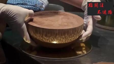 甜品店大厨做黑森林冰淇淋, 颜值超级高!