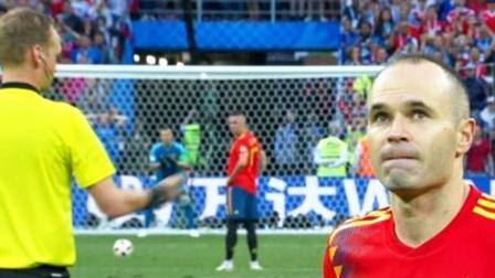 世界杯嘿未够17: 内马尔走上通向总裁之路 神秘力量送伊涅斯塔出局  #玩转世界杯#