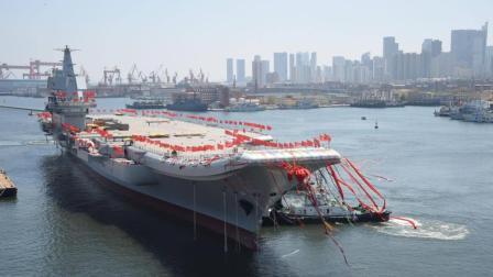 造一艘航母有多難? 俄專家: 自己造還不如放下面子從中國購買
