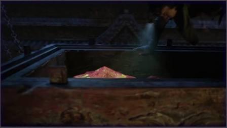 胡八一揭开棺内美女神秘面纱,竟是自己的初恋女友!