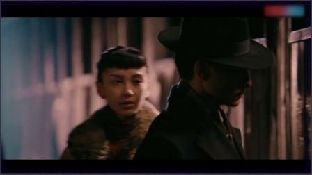 杨颖在这部电影里的发型绝对亮了