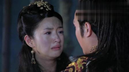 四爷寻找雪舞, 周军追捕天女要将她带回去, 雪舞伤心终见兰陵王