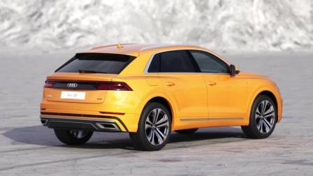 【GO车誌/buycartv】年轻高富帅 Q系新旗舰|奥迪 Audi Q8 海外试驾