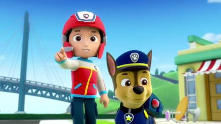 汪汪队立大功 英文 第一季04 PAW Patrol S1E4 Pups Save the Circus 加舟英语
