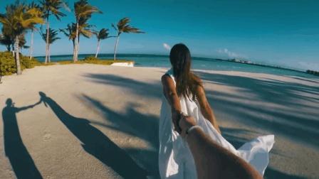 一分多钟的马尔代夫之旅