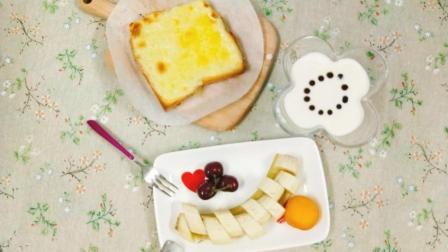 吃货必学! 奶香四溢的熔岩乳酪吐司 脆脆的吐司加上浓浓的乳酪  简直完美~