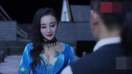 吸血鬼女王破开封印要杀男子, 一口咬下去, 才发现是她失散的恋人