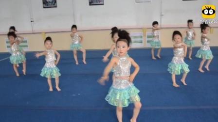 超可爱的幼儿舞蹈《青春修炼手册》, 萌萌哒