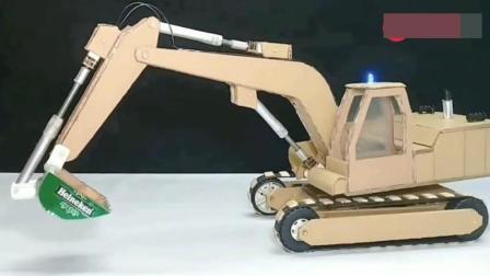 教你如何自作挖掘机! 挖掘技术哪家强?