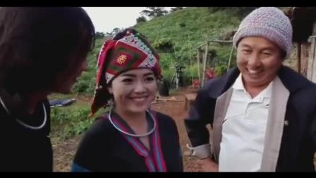 泰国老挝苗族明星, 苗族电影拍摄现场, 他们挺辛苦的了, 支持一下吧