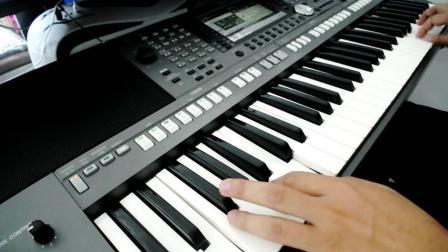 电子琴演奏-九九艳阳天电子音色版