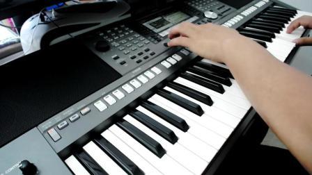 电子琴演奏-朋友的酒DJ