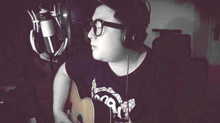 网红歌曲《平凡之路》阳仔玩吉他 cover 吉他弹唱