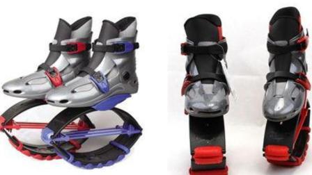 牛人发明这双鞋, 时速40公里, 比电车跑的都快!