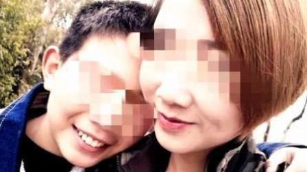 13岁男孩疑被父亲同居女友杀害