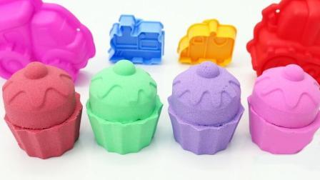 制作美味冰淇淋蛋糕玩具