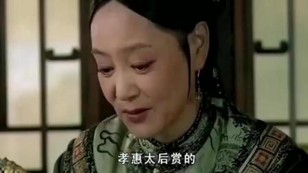 甄嬛传: 太后才是老谋深算, 一支步摇就让华妃闭嘴!